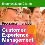 Programa Intensivo Customer Experience Management