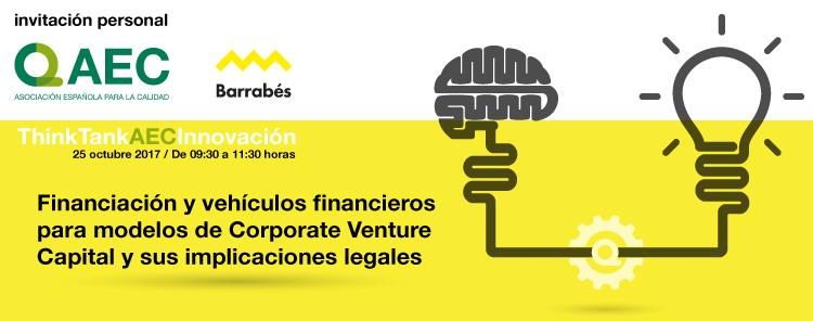 Financiacion Modelos Corporate Venture