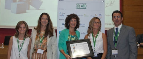 Entrega del premio Calidad CSTIC al Ayuntamiento de Madrid