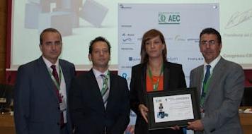 Entrega Premio Calidad CSTIC 2013 a Panel Sistemas Informáticos
