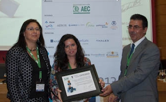Entrega premio Calidad CSTIC 2013 al Ayuntamiento de Vélez-Malaga