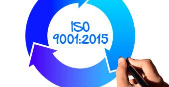 simbolo ISO:9001:2015