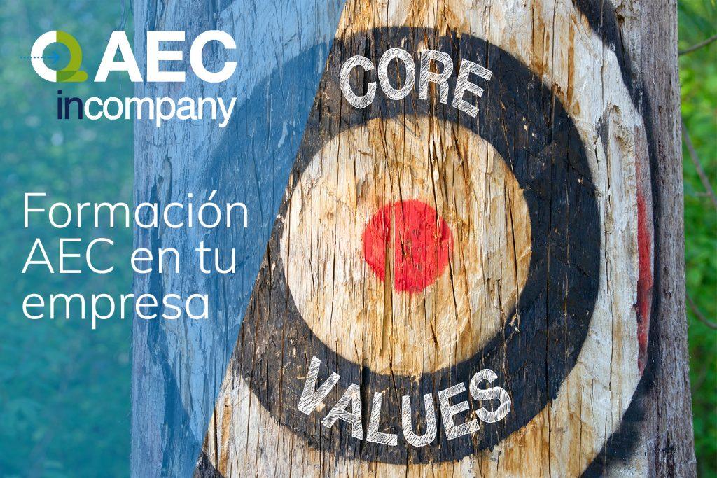Formación en empresa AEC Incompany