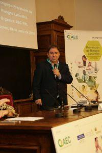 Amador Menéndez, ponente del COngreso PRL