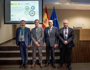 Bienvenida institucional encuentro de Defensa