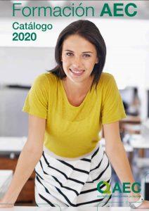 Catálogo de formación AEC 2020