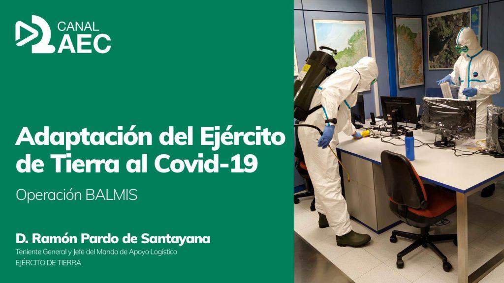 Adaptación COVID19 Ejército de tierra
