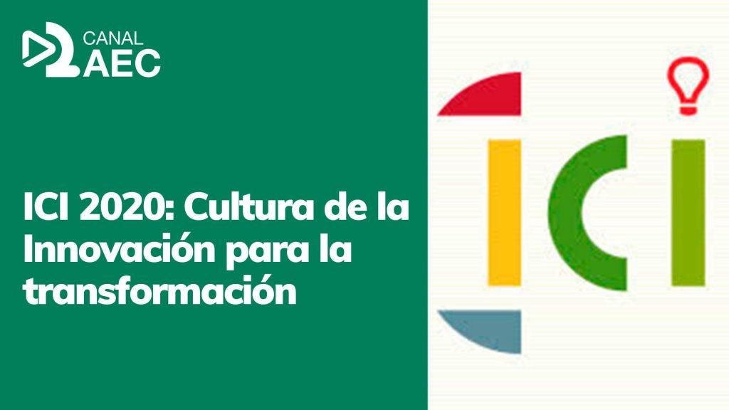 ICI 2020 Canal AEC a la Carta