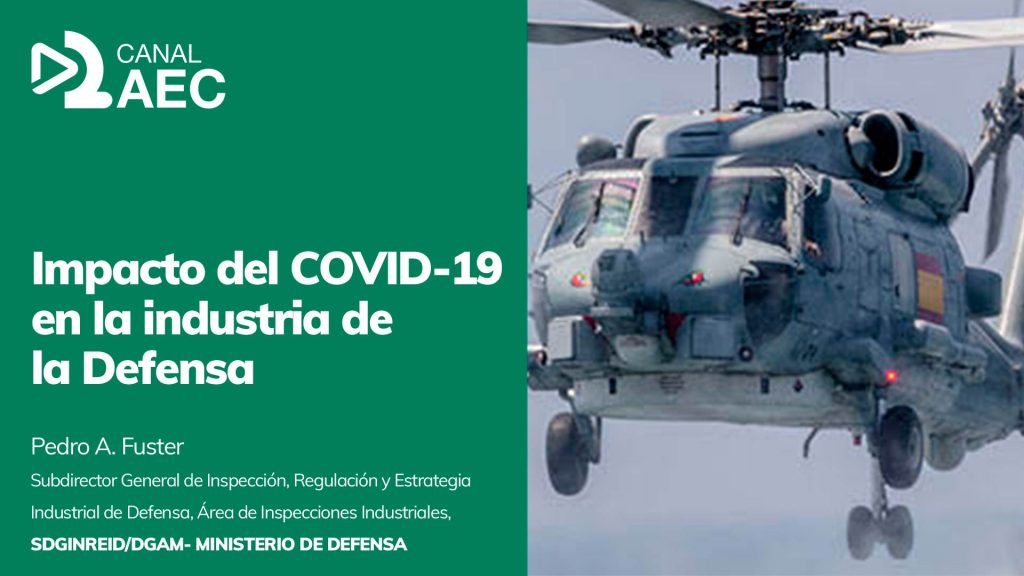 On Demand Impacto COVID19 Industria Defensa
