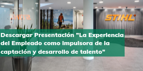 Descargar Presentación La experiencia del empleado como impulsora de la captación