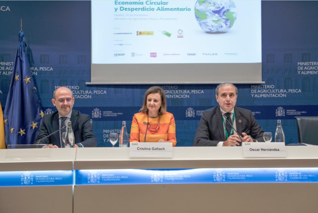 Dialogo a dos jornada economía circular