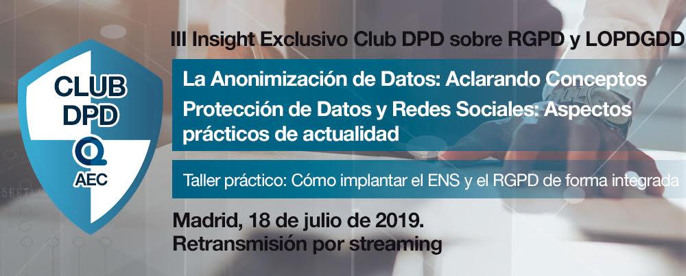 Imagen III Insight Club DPD