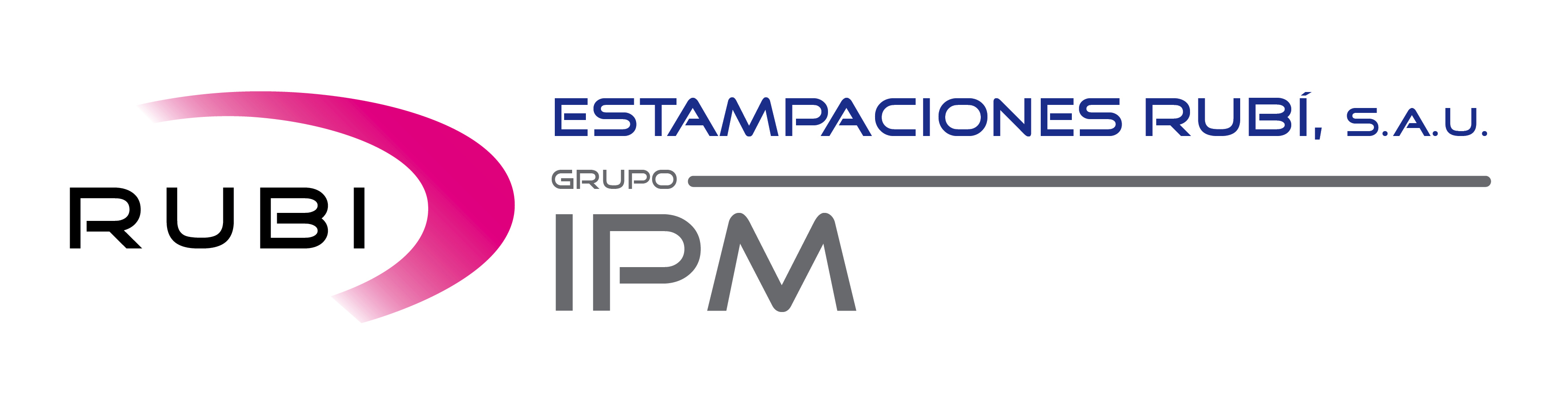 Logo Estampaciones Rubi