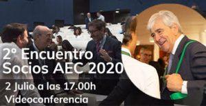 Miniatura 2º Encuentro Socios AEC 2020