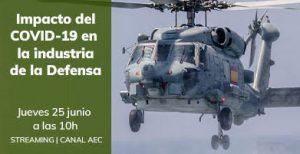 Evento impacto covid industria defensa