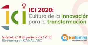 ICI 2020 Cultura de la innovación