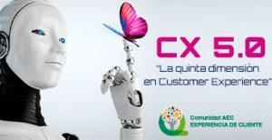 II Congreso AEC Open Experience CX 5.0 - ¡Súmate!