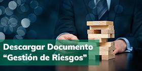 Documento gestión de riesgos