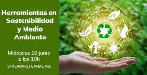 Evento Herramientas de sostenibilidad y medio ambiente