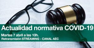 banner pequeño streaming novedades legislativas