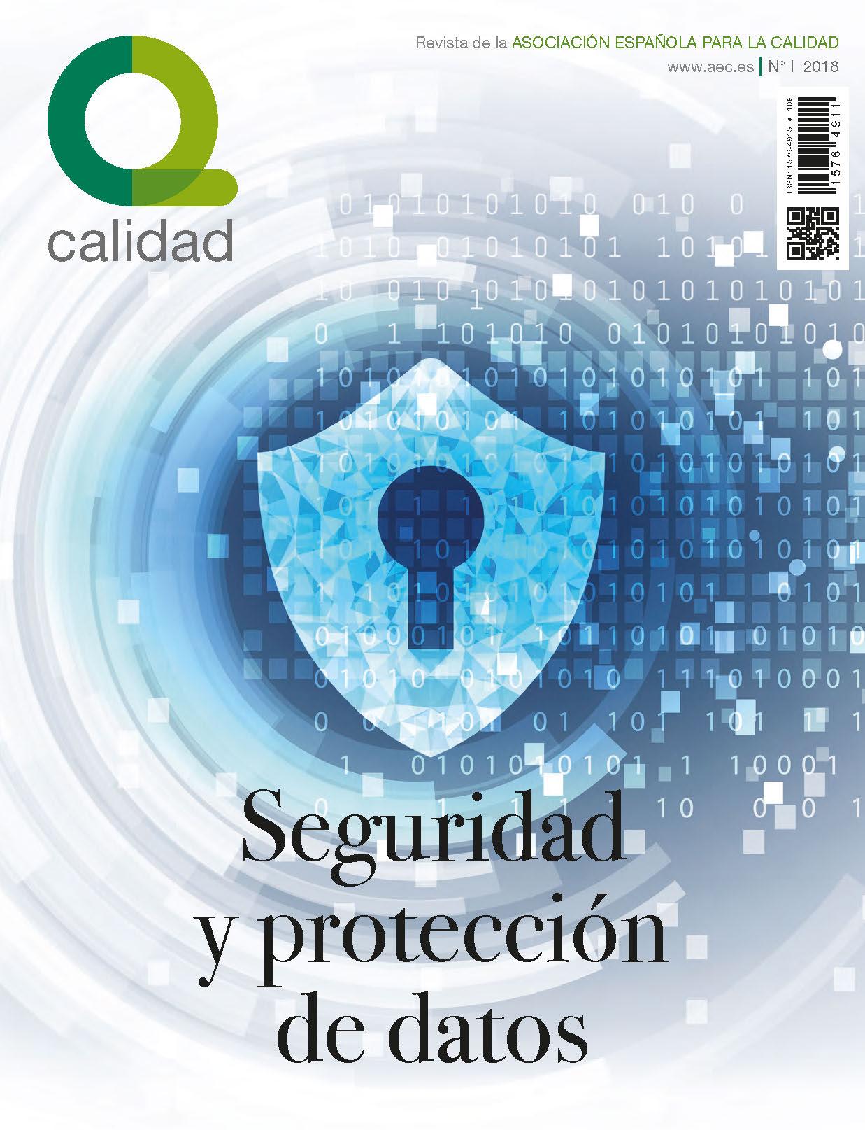 Revista Calidad 2018 01