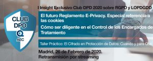 web & mail I Insight DPD 2020