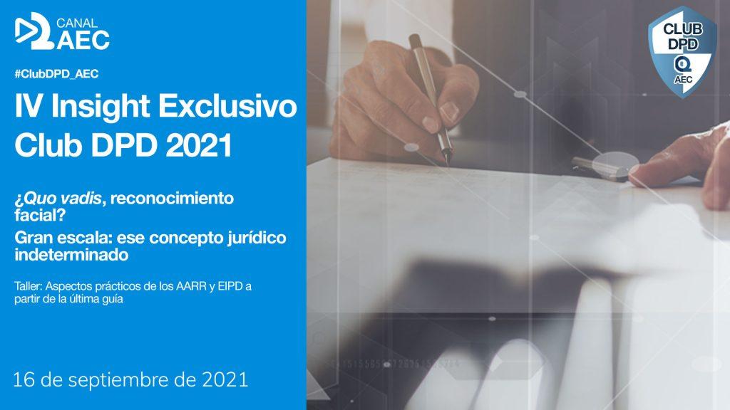 IV Insight Club DPD 2021