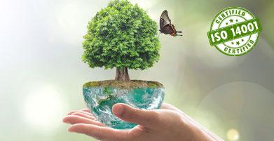 Implantación de Sistemas de Gestión de Ambiental ISO 14001:2015
